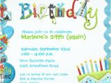 Download Free Birthday Party Invitation Templates Birthday Invitation Template 48 Free Word Pdf Psd