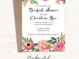 Downloadable Bridal Shower Invitations Printable Bridal Shower Invitations – Gangcraft