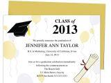 Downloadable Graduation Invitation Templates 46 Best Printable Diy Graduation Announcements Templates