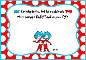 Dr Seuss Birthday Invitation Template Dr Seuss 1st Birthday Invitation Template Update Free