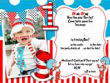Dr Seuss Birthday Invitation Template Dr Seuss 1st Birthday Invitation Template Update Free