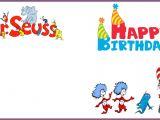 Dr Seuss Birthday Invitation Template Dr Seuss Free Printable Invitation Templates