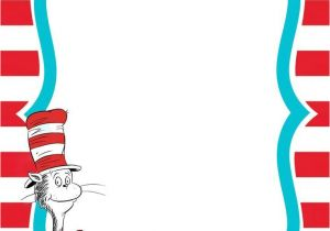 Dr Seuss Birthday Invitation Template Free Printable Dr Seuss Birthday Invitations Free