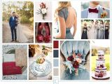 Dusty Blue and Cranberry Wedding Invitations Katie Saeger events Kse Design Inspiration Dusty Blue