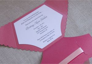 Easy to Make Baby Shower Invitations Baby Shower Invitations How to Make Baby Shower