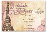 Eiffel tower Bridal Shower Invitations Eiffel tower Bridal Shower Invitation Invitations by Dawn
