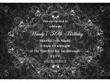 Elegant Birthday Invitation Template 10 Elegant Birthday Invitations Ideas Wording Samples