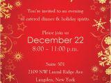 Elegant Christmas Party Invitation Template Free Download Holiday Invitation Template 17 Psd Vector Eps Ai Pdf