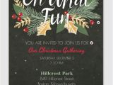 Elegant Christmas Party Invitation Template Free Download Inspiring Free Elegant Holiday Invitation Templates