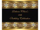 Elegant Party Invitation Templates Elegant 50th Birthday Party Invitations Free Invitation