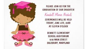 Elementary School Graduation Invitations Elementary School Graduation Quotes Quotesgram