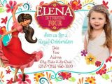 Elena Of Avalor Birthday Party Invitations Elena Of Avalor Birthday Party Invitation Elena Of Avalor