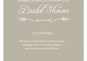 Email Bridal Shower Invitations Templates Bridal Shower Invitations & Cards On Pingg