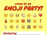 Emoji Birthday Invitations Free Printable Ultimate Emoji Party Idea Guide Snacks Crafts