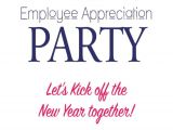 Employee Appreciation Party Invitation Items Similar to Party Invitation New Years Party