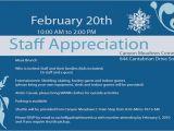Employee Appreciation Party Invitation Staff Appreciation Invite by Edartgeek On Deviantart