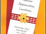 Employee Appreciation Party Invitation Staff Appreciation Luncheon Invitation Wording