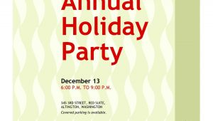 Employee Holiday Party Invitations Wording Employee Christmas Party Invitation Wording Cobypic Com