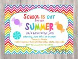 End Of School Year Party Invitation Wording End Of the Year Party Invitation Summer Party School 39 S