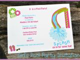 End Of School Year Party Invitation Wording End Of the Year Party Invitation Templates