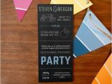 Engagement Housewarming Party Invitations Housewarming Engagement Party Invitation Customizable