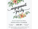 Engagment Party Invites Boho Engagement Party Invitation Zazzle Com Au