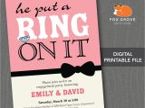 Engagment Party Invites Cheap Engagement Party Invitations Affordable Engagement