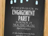 Engagment Party Invites Engagement Invitation Engagement Party Invitation Custom