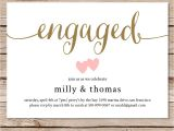 Engagment Party Invites Engagement Party Invitation Engagement Party Invite