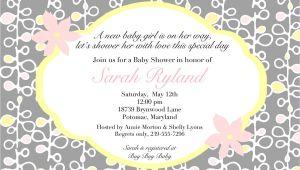 Etiquette for Bridal Shower Invites Bridal Shower Invitation Verbiage Bridal Shower