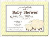 Etsy Com Baby Shower Invitations Lil Lamb Baby Shower Invites by Gingersnapsoriginal On Etsy