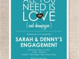 Etsy Engagement Party Invites Engagement Party Invitation Www Etsy Com Shop Blushface