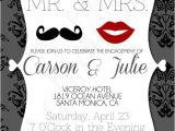 Etsy Engagement Party Invites Items Similar to Romantic Lips and Mustache Mr and Mrs