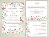 Etsy Wedding Invitation Templates 13 Etsy Wedding Invite Templates Weddingmix