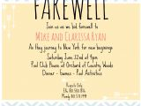 Example Invitation Card Farewell Party Farewell Invite Going Away Party Invitations Farewell