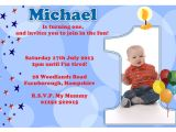 Example Of Invitation Card for Birthday First Birthday Party Invitation Ideas Free Printable