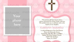 Examples Of Baptism Invitations In Spanish Baptism Invitation Baptism Invitations In Spanish New
