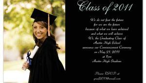 Examples Of High School Graduation Invitations Examples Of Graduation Announcements Quotes Quotesgram