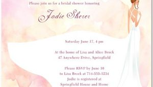 Exquisite Bridal Shower Invitations Bud Elegant Bridal Shower Invitations Ewbs038 as Low as