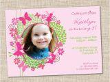 Fairy 1st Birthday Invitations Fairy Birthday Invitation Diy Printable Fairy Invitations