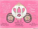 Fairy Tale Bridal Shower Invitations Fairytale Love Shower Invitation Unexpected Story Design