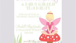 Fairy themed Birthday Invitation Best 25 Fairy Party Invitations Ideas that You Will Like