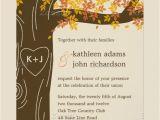 Fall Bridal Shower Invitation Templates 26 Fall Wedding Invitation Templates – Free Sample