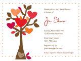 Fall Bridal Shower Invitation Templates Fall Bridal Shower Invites Template Design Diy by Pepperdot