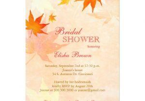 Fall Bridal Shower Invitations Free Bridal Shower Invitations Fall Bridal Shower Invitations Free