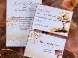 Fall themed Wedding Invitations Cheap top 5 Autumn Fall Wedding Invitation Ideas