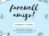 Farewell Party Invitation Template Free Invitation for A Farewell Party Cobypic Com