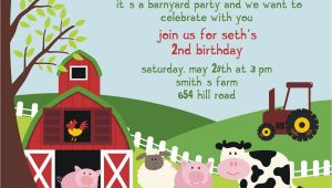 Farm Party Invitation Template Free Free Birthday Party Invitation Templates Free Invitation