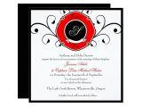 Firefighter themed Wedding Invitations Firefighter Custom Wedding Invitations Zazzle