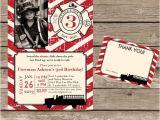 Firefighter themed Wedding Invitations Firefighter Wedding Invitations Oxsvitation Com